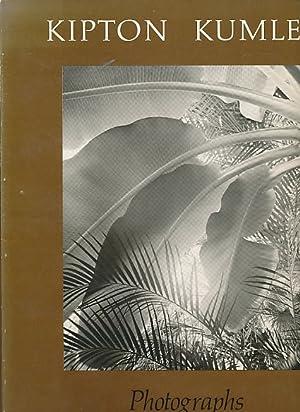 Kipton Kumler photographs. Contemporary photographers series no.: Kumler, Kipton: