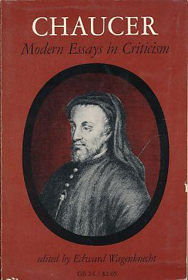 chauser essays Geoffrey chaucer (/ˈtʃɔːsər/ c 1343 - 25 october 1400), known as the father of english literature, is widely considered the greatest english poet of the middle ages.