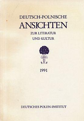 Deutsch-Polnische Ansichten zur Literatur und Kultur. Jahrbuch