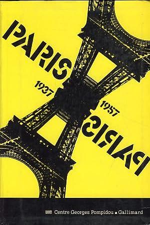 Paris - Paris. 1937-1957. Arts plastiques, Littera: Bernadac, Marie-Laure [Hrsg.]:
