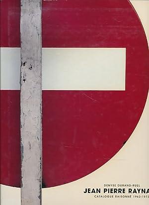 Jean Pierre Raynaud. Catalogue raisonné 1962-1973. tome: Raynaud, Jean Pierre: