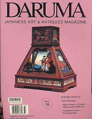 Daruma 55. Japanese Art & Antiques Magazine.: Seton, Alistair (Ed.):