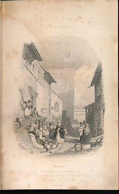 Landscape Annual for 1834: The Tourist in France. Illustrated from drawings by J. D. Harding.