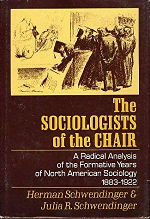 The sociologists of the chair. A radical: Schwendinger, Herman and