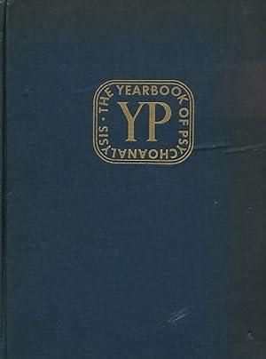 The Yearbook of Psychoanalysis. Volume I. 1945.: Lorand, Sandor (Ed.):