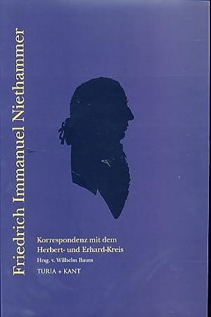 Korrespondenz mit dem Klagenfurter Herbert-Kreis. Mit einer: Niethammer, Friedrich Immanuel: