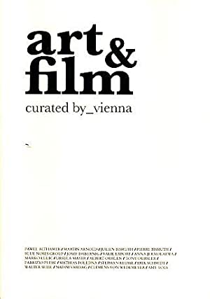 Art & film curated by_vienna. Anlässlich des: Rieper, Michael und