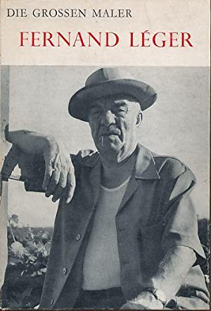 Fernand Léger. Bilder v. Robert Doisneau, Gilles: Verdet, André: