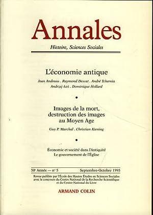 Annales. Histoire, Sciences Sociales, 50e Année, No: Grenier, Jean-Yves, Jean-Yves