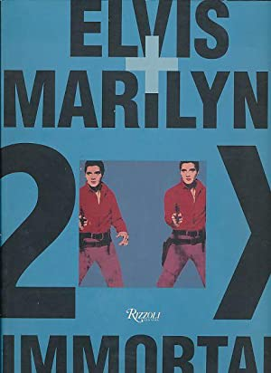 Elvis + Marilyn. 2 x immortal. Foreword David Halberstam.: DePaoli, Geri und Wendy McDaris (Eds.):