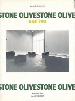 Olivestone. Joseph Beuys.: Beuys, Joseph und