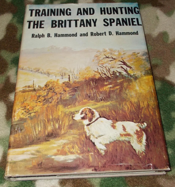 Brittany Spaniel Training Books