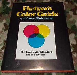 Fly-Tyer's Color Guide: Al Caucci and