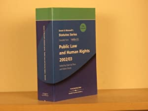 Public Law and Human Rights: De Than, Claire;