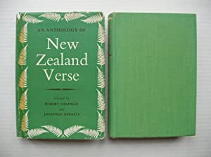 An Anthology of New Zealand Verse: Chapman, Robert and
