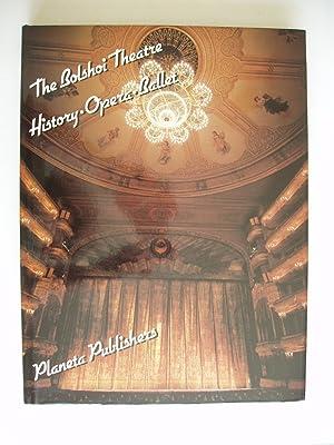 The Bolshoi Theatre - History, Opera, Ballet: Lushin, Stanislav (project