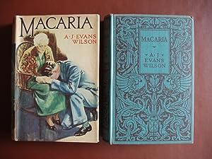 Macaria: Wilson, Augusta J.