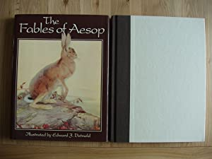 The Fables of Aesop: Aesop (Illustrated By