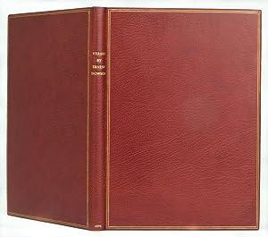 Verses: Dowson, Ernest