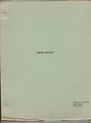Heaven Can Wait. 2nd Draft screenplay: Coppola, Francis Ford