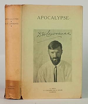 Apocalypse: Lawrence, D.H.