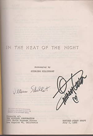In the Heat of the Night. (Screenplay): Silliphant, Stirling