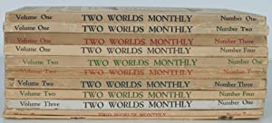 Ulysses. In Two Worlds Monthly, Vol. 1, No. 1 - Vol. 3, No. 3: Joyce, James