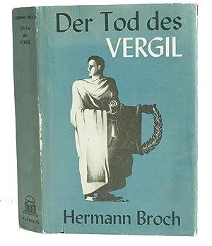 Der Tod des Vergil: Broch, Hermann