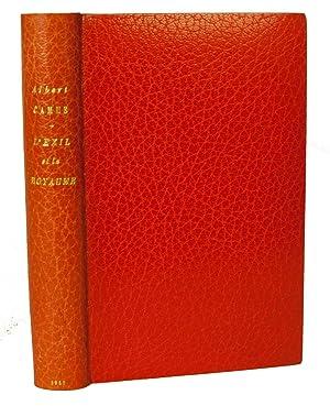 L'Exil et le Royaume. Nouvelles: Camus, Albert