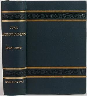The Bostonians: James, Henry