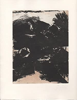 L'Issue : Six gravures originales de Arikha: Beckett, Samuel ; Arikha, Avigdor