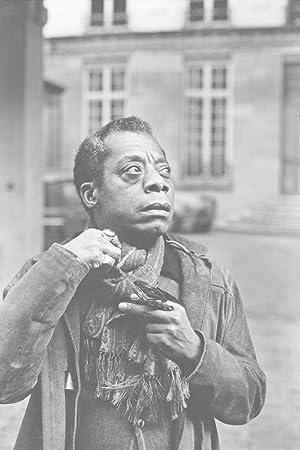 Original portrait photograph of James Baldwin: Baldwin, James