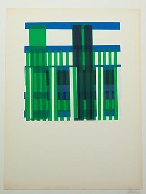 Los Àlamos. Poesie di Giorgio Soavi, tavole a colori di Bruno Munari: (Munari,Bruno) Soavi, ...