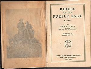 Riders of the Purple Sage: Grey,Zane