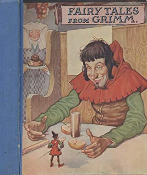 FAIRY TALES from GRIMM: Grimm