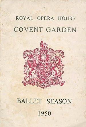 Royal Opera House Covent Garden Ballet Season