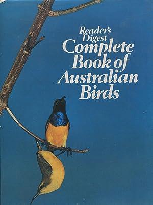 Reader's Digest complete book of Australian birds