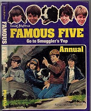 Enid Blyton's Famous Five Annual. Five go: Blyton, Enid
