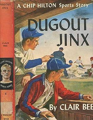 Dugout Jinx. A Chip Hilton Sports Story.: Bee,Clair.