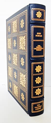 The French Lieutenant's Woman - Franklin Library Signed Sixty Limited Leather-Bound Edition: ...