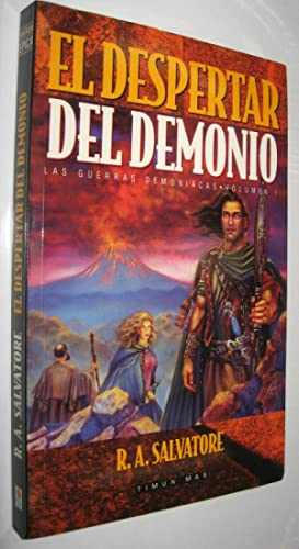 EL DESPERTAR DEL DEMONIO - R. A. SALVATORE