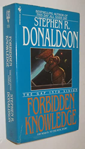 FORBIDDEN KNOWLEDGE - STEPHEN R. DONALDSON - EN INGLES