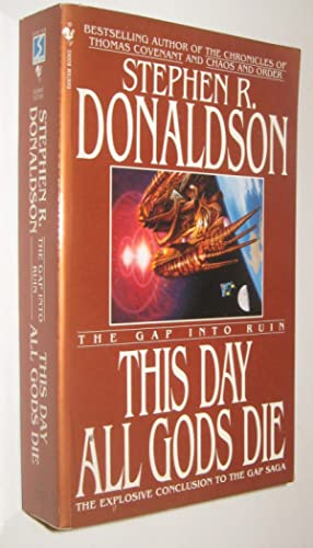 THIS DAY ALL GODS DIE - STEPHEN DONALDSON - EN INGLES