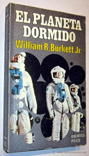 EL PLANETA DORMIDO - WILLIAM BURKETT