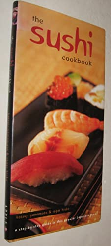 THE SUSHI COOKBOOK - ILUSTRADO - EN INGLES