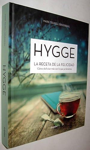 HYGGE - LA RECETA DE LA FELICIDAD: MARIE TOURELL SODERBERG