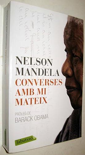 CONVERSES AMB MI MATEIX - EN CATALAN: NELSON MANDELA