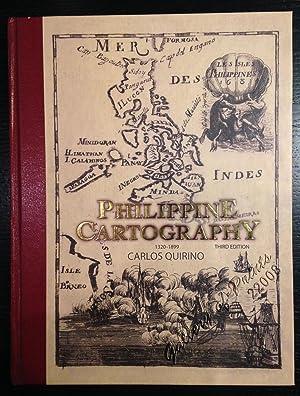 Philippine Cartography: Quirino, Carlos / Garcia, Leovino Ma. Ph. D.[Editor] / Lietz, Rudolf J.H. [...