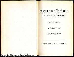 Agatha Christie Crime Collection : Partners in Crime, At Bertram's Hotel, The Hound of Death.