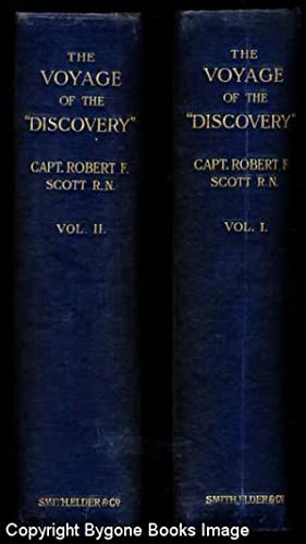 VOYAGE OF THE 'DISCOVERY' 2 Volumes: Scott, Robert F.